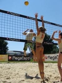 MegaCard Beach Volleyball Bädertour