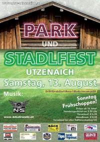 Park- & Stadlfest Utzenaich@Fischer Stadl