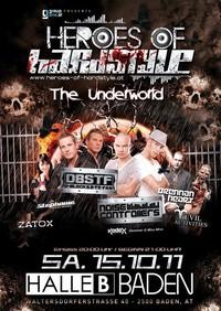 Heroes of Hardstyle - The Underworld