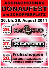 Donaufest am Schopperplatz