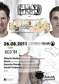 BEAT MnmL presents Hanne & Lore