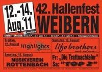 Hallenfest Weibern