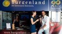 OLN - Wein Burgenland Stand am Filmfestival am Wiener Rathausplatz