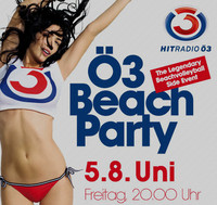 Ö3 Beach Party 2011@Universität Klagenfurt