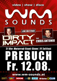 WM-SOUNDS | Prebuch bei Gleisdorf mit Dirty Impact
