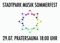 Stadtpark Musik Sommerfest@Pratersauna