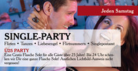 Singleparty powered by LOVE.at & Ü25 Party@A-Danceclub