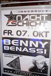 Benny Benassi@Nachtschicht deluxe