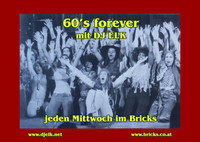 60's forever@Bricks - lazy dancebar