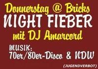 Night Fieber@Bricks - lazy dancebar
