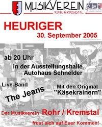 Heuriger des Musikvereins@Autohaus Schneider