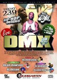DMX Live The Pump