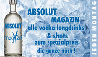 absolut magazin@Magazin
