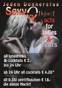 Sexy Q Acts@Q[kju:] Bar