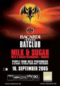 Bacardi Batclub@Stadtcafe