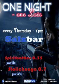 One night - one Love@Salzbar