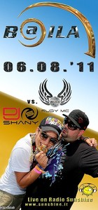DJ RUDY MC vs. DJ SHANY@Discopub Baila