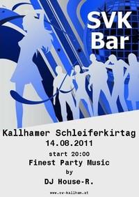 SVK Bar @Kallhamer Schleiferkirtag