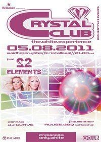 "Crystal Club ""The White Experience"""