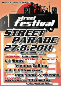 Streetfestival 2011