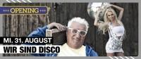 Opening - Wir sind Disco