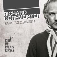 Richard Dorfmeister - Exklusiver Klub-Gig im Palais Kinsky