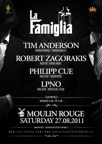 La Famiglia - official closing party