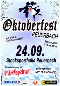 Oktoberfest Peuerbach