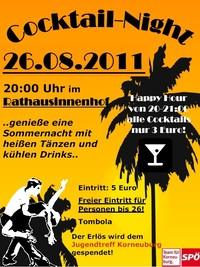 Cocktail-Night@Rathaushof Korneuburg
