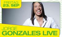 Jorge Gonzales Live@Evers