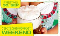 Oktoberfest Weekend@Evers