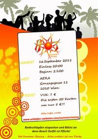 Hot Summer Closing 2011@AERA