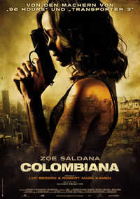 Szene1 Kinopreview: Colombiana