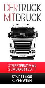 SZENE1-TRUCK @ Streetfestival