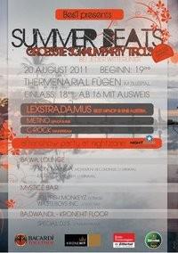 AFTERSHOW Party - Summer Beats - Größte Schaumparty Tirols