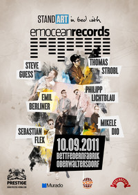 Standart in bed with Emoceanrecords