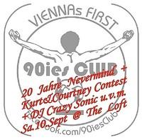 (Viennas First) 90ies Club
