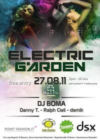 Electric Garden  @ Dublin Pub@Dublin Pub