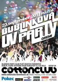 Bublinkova UV Party