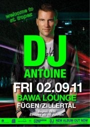 DJ Antoine - Welcome to St. Tropez@Nightzone Zillertal