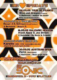 Austrian Open@Club Sonic