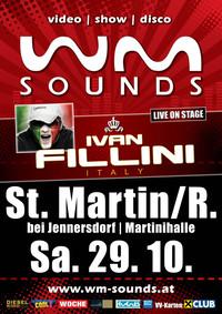 WM-SOUNDS | St. Martin/Raab mit IVAN FILLINI@Martinihalle