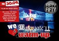 Watergate warm up