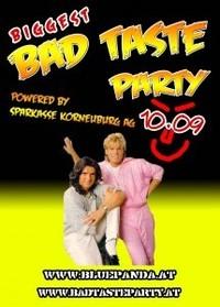 Bad Taste Party@Werft Korneuburg