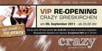 VIP Re-Opening Crazy