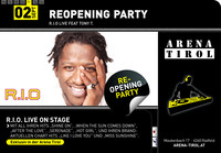 Reopening Party