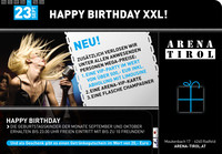 Happy Birthday XXL!