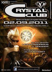 CRYSTAL CLUB - THE URBAN EXPERIENCE presented by Raiffeisen Club