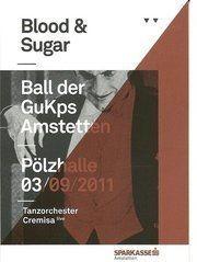 """""""Blood & Sugar""""  Diplomball der Gukps Amstetten"""