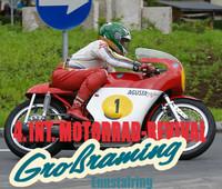 4. Int. Motorrad-Revival in Großraming/Publikum Impressionen                                    ming